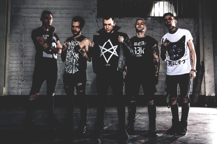 Hi-res band photo
