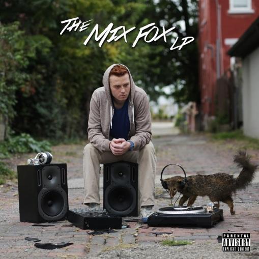 Reduced Mix Fox LP ALBUM Cover